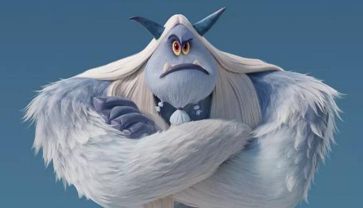 【雪怪大冒险】首发预告 《怪物史莱克》团队新作雪怪曝光