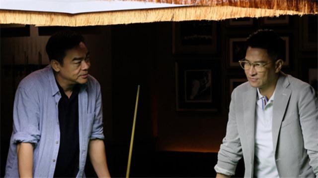 """【廉政风云】曝林嘉欣与张家辉""""心理战""""片段"""