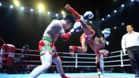 疯狂组合拳KO日本拳手