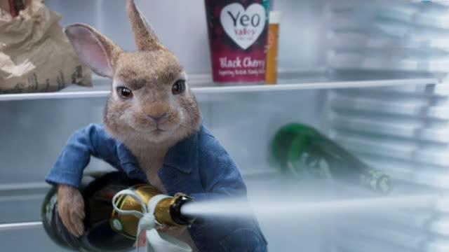 【比得兔2:逃跑計劃】揭秘毛絨絨是如何煉成的