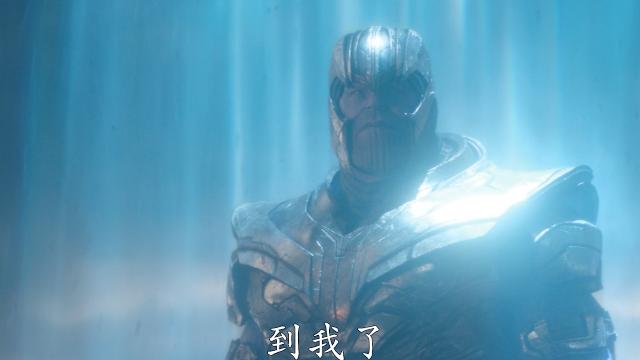 《复联4》新预告:钢铁侠和美队握手言和,灭霸新战服曝光!