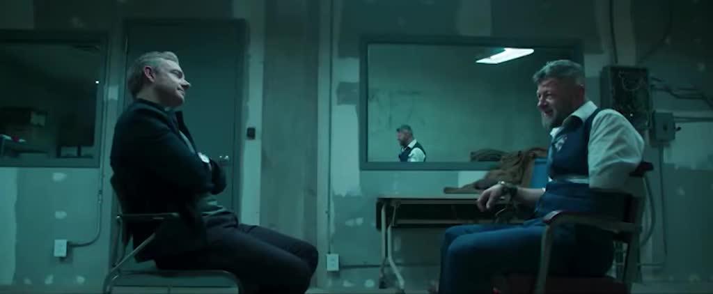 """【黑豹】中文版先行预告 超级英雄""""黑豹""""卷入正邪大战"""