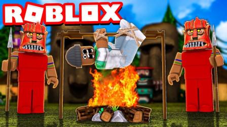 小格解说 Roblox 冒险岛故事模拟器:冒险岛探险!穿越盗梦空间?乐高小游戏