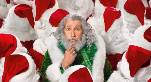 【圣诞奇妙公司】圣诞老人飙车砸场闹警局 爆笑迎圣诞
