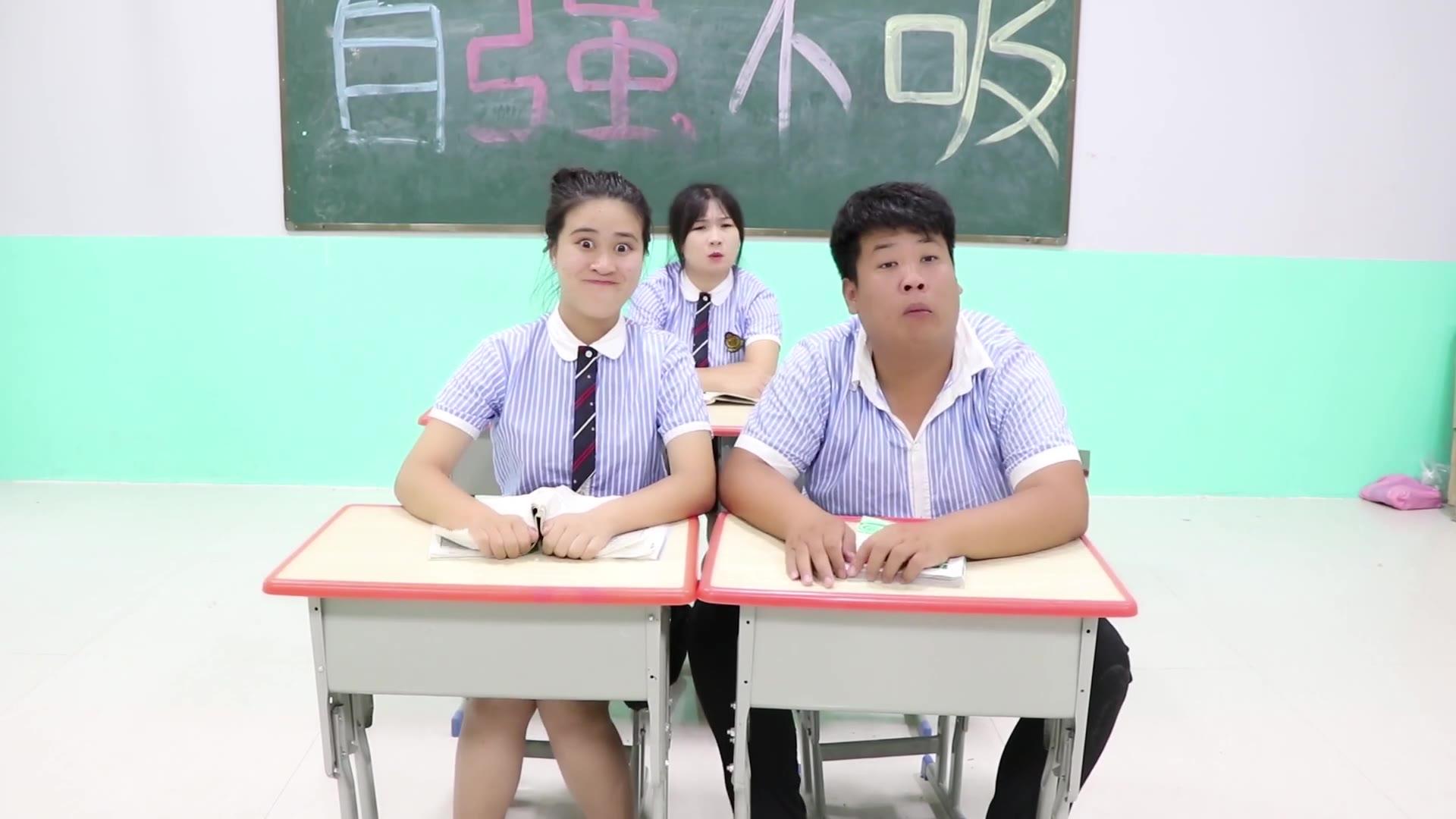 老师考女同学成语接龙,老师被怼的哑口无言,太逗了