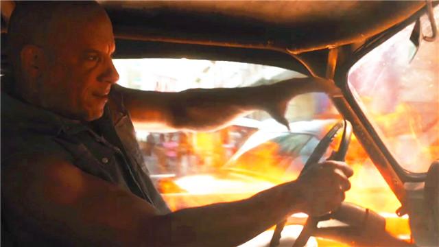【速度与激情8】激情四溢的古巴飚车镜头