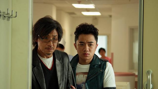 这部电影聚齐香港TVB影星,张学友东邪西毒后又一学友力作
