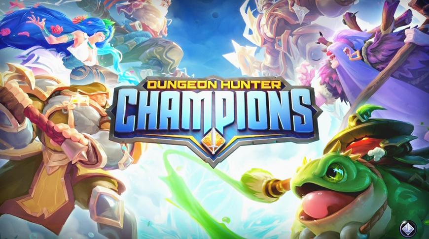 地牢猎手捍卫者 Dungeon Hunter Champions Level 1-2 游戏演练