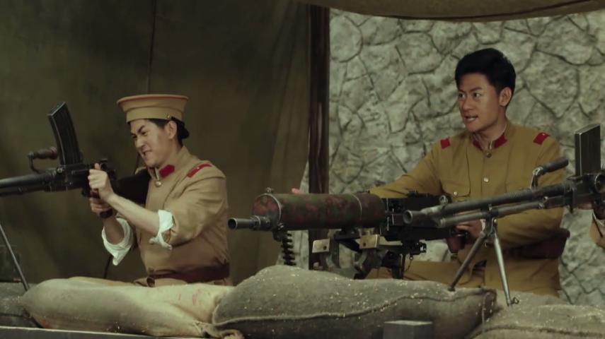 【义海】三兄弟团结一致浴血奋战