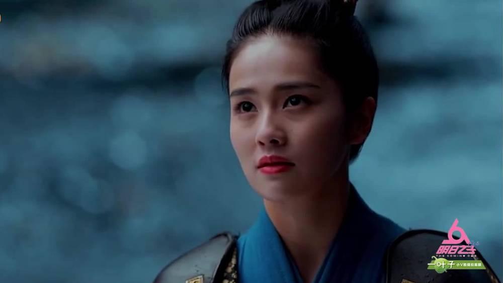霍璇《凤求凰》个人,超帅气女子《杀破狼》,你的霍老公上线了!