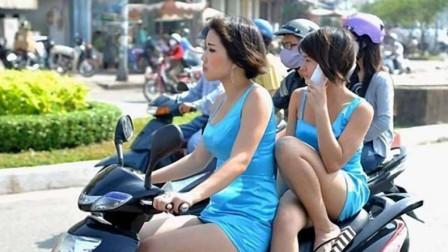 越南旅游时看到心仪的女孩,最好不要盯着看,否则后悔也来不及