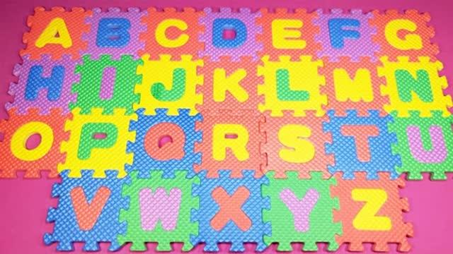 光棍影院儿童动画:ABC字母学习与拼图大象数字和字母表