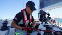 中国帆船公开赛-水手就位!驶向深蓝的远航正式打响