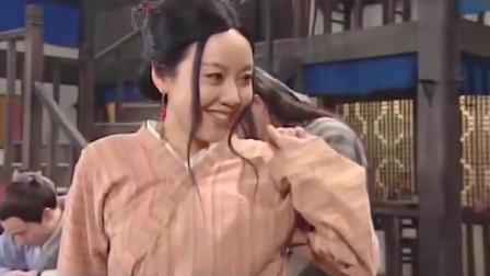 武林外传:没想到掌柜的让手下煮饺子,结果谁都不去,掌柜的一点力度都没有啊!