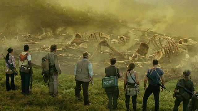 """【金刚:骷髅岛】""""人类禁区""""  骷髅岛美景背后蕴藏最残酷生态"""