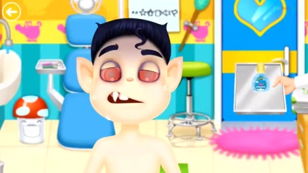 超级好玩,娃娃补牙,怪物修第三只眼,高情商萌宠优秀