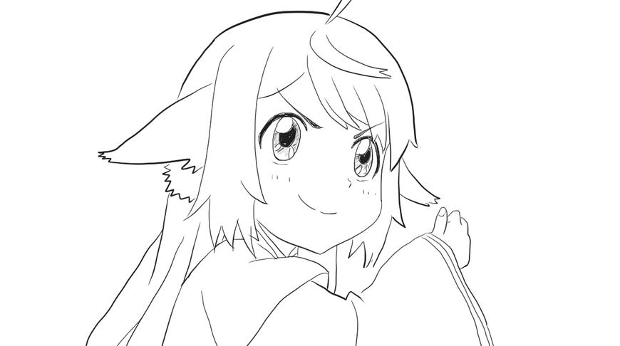 狐妖小红娘之调皮的涂山苏苏儿童动漫简笔画视频