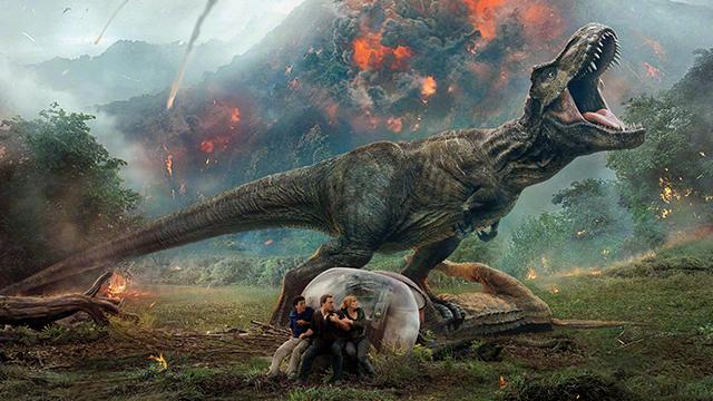 【侏罗纪世界2】族群之战一触即发