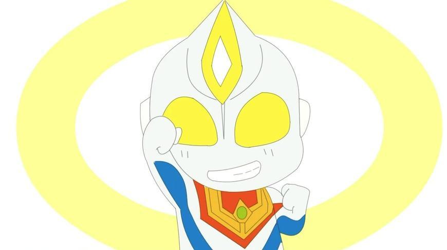 超人英雄奥特曼 大头歌流行儿歌 宝宝睡前喜欢听的早教儿歌