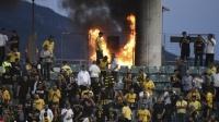 希腊杯决赛爆发冲突