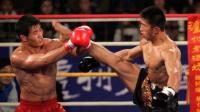 日本选手扬言一分钟KO 反被中国拳王暴揍2分钟