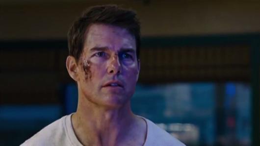 【侠探杰克:永不回头】汤姆克鲁斯强势来袭 打响进攻第一枪