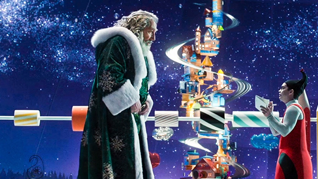 【圣诞奇妙公司】如果圣诞老人落难凡间