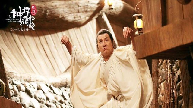 贺岁档星爷的《新喜剧之王》没人去看,成龙《神探蒲松龄》票房惨淡