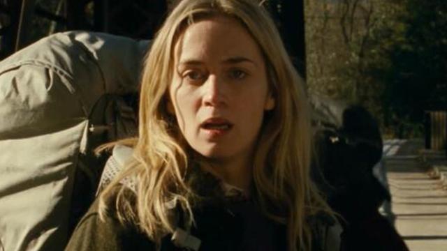 【寂静之地】艾米莉称电影触及心底最深恐惧