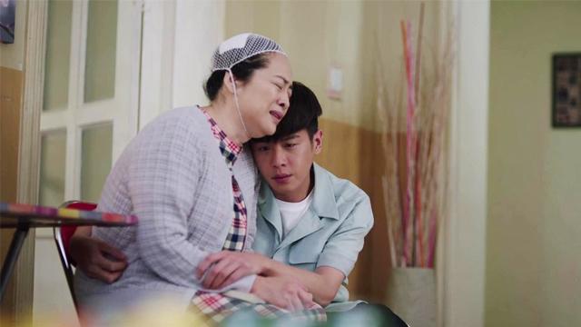"""【爱情进化论】许娣大赞""""儿子""""张若昀是个好的演员"""