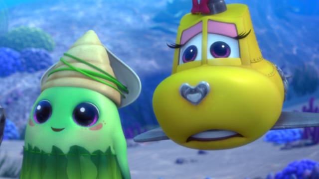 【潜艇总动员】预告 拯救外星宝贝