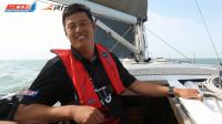 中国帆船公开赛·有人选择帆船这条路竟是被生活所迫