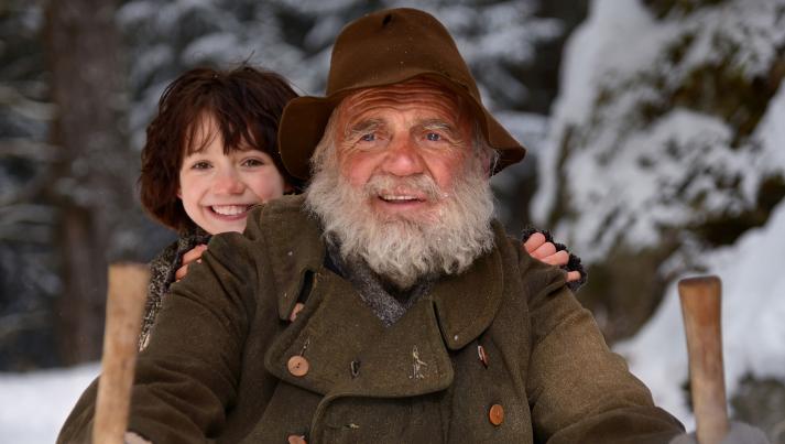 【海蒂和爷爷】先导预告 豆瓣9.1分治愈神作近期上映