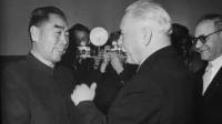 周总理访问苏联