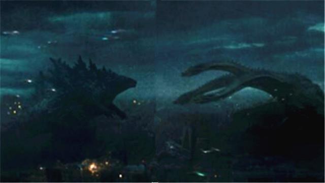 【哥斯拉2:怪兽之王】四怪兽开战惊爆眼球