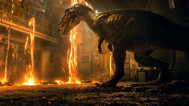 【侏罗纪世界2】首支预告发布 更多恐龙加入场面更震撼