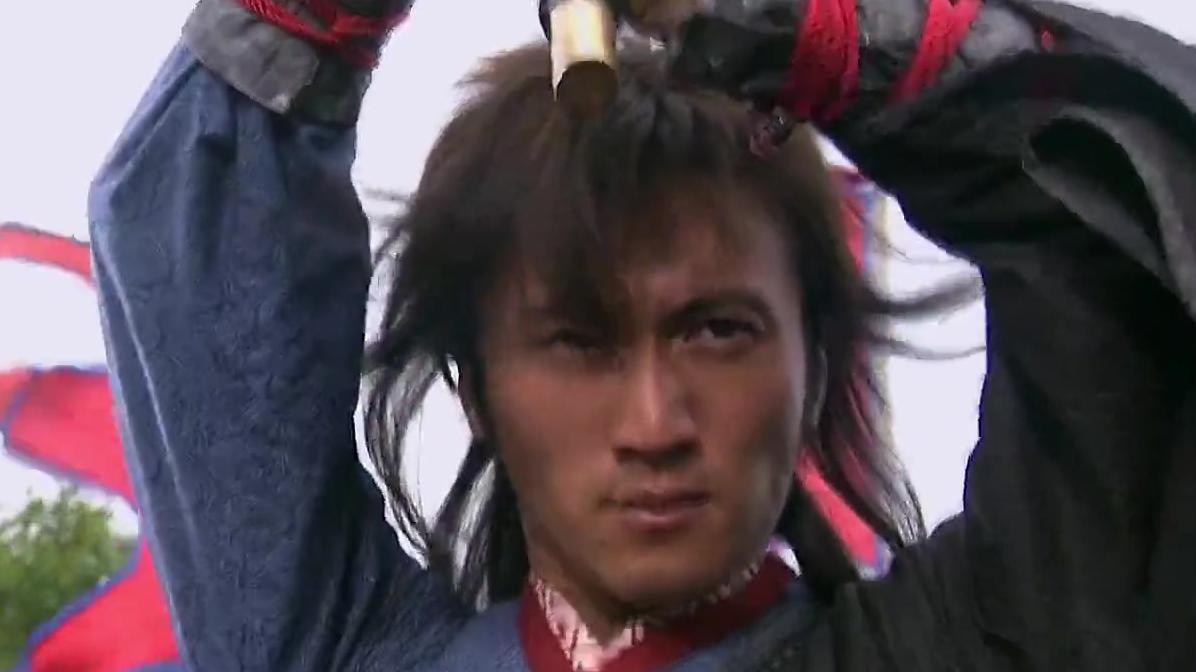 【情剑】一般使出这招后,对手都要倒下