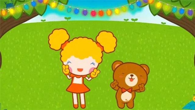 【贝瓦儿歌之萌宝欢乐颂】洋娃娃与小熊跳舞