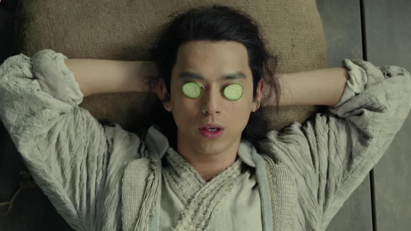 【赤狐书生】陈立农李现人狐结伴闯人间