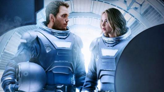 【太空旅客】娱乐观影姿势解锁开启太空冒险新纪元