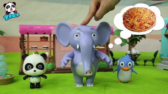 宝宝巴士玩具—丰富充实的趣味小游戏,打造专属宝宝们的美食盛宴