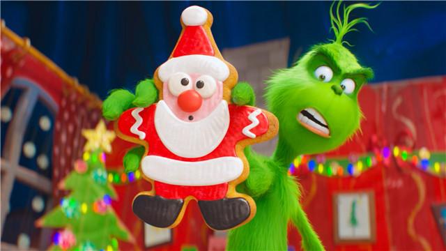 【绿毛怪格林奇】脑洞大开揭秘如何偷走圣诞节