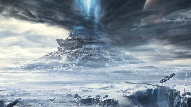 鹿晗的《上海堡垒》能超越《流浪地球》?网友:活在梦里