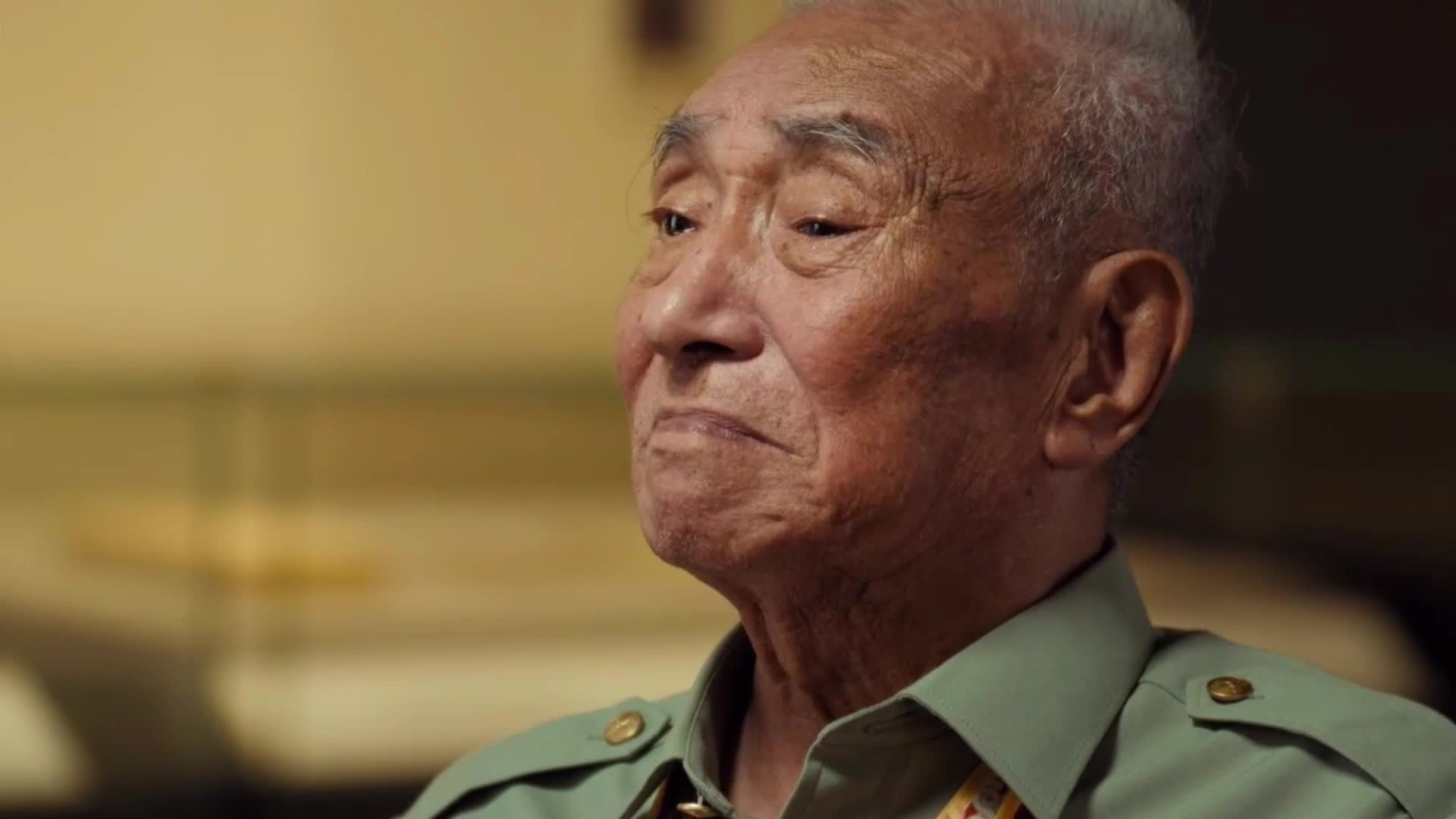 【1950他们正年轻】志愿军爷爷忆战友落泪 临终念念不忘找战友遗骸