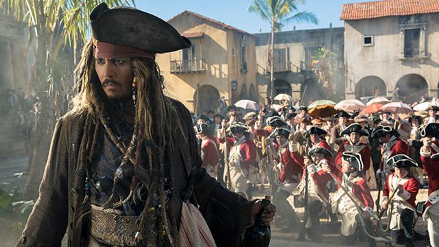 加勒比海盗5  超前观影报道