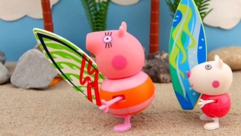 小猪佩奇,小猪佩奇玩具