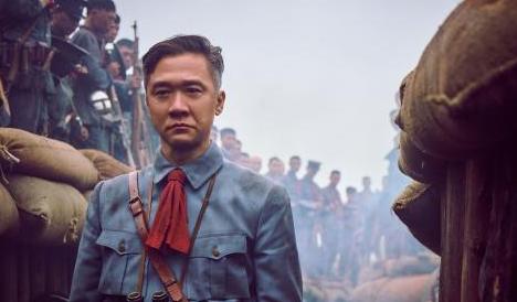 【建军大业】发布新预告 激燃战场唤醒中国心