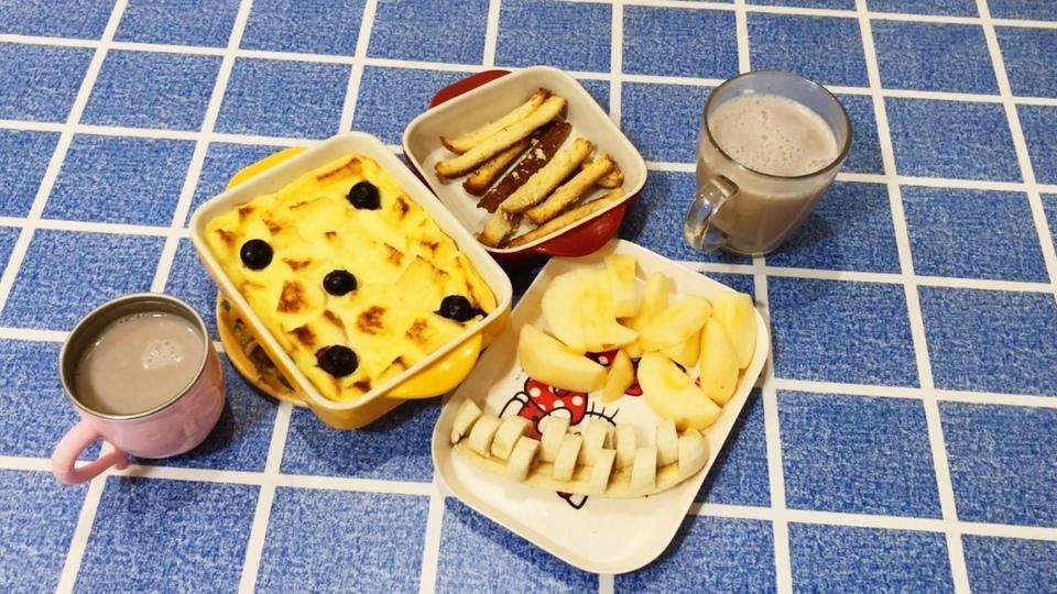 每天都要好好的吃早餐!