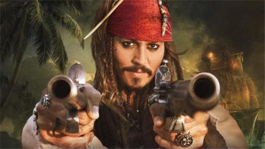 【加勒比海盗5:死无对证】定档预告 杰克船长遭亡灵船长追杀