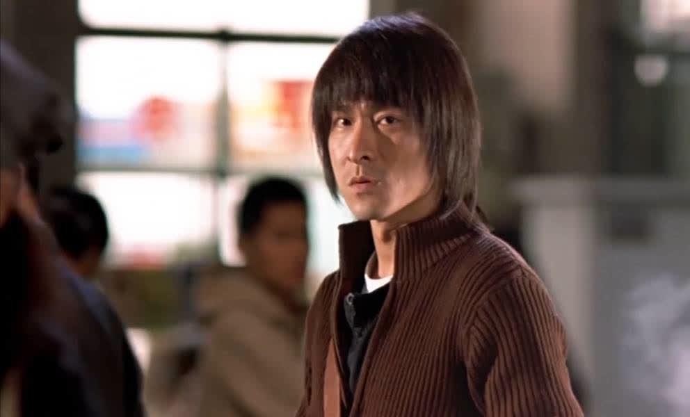 在宝强和华仔两人面前,刘若英最后还是选择了保护宝强